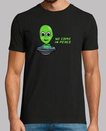 Camiseta marciano