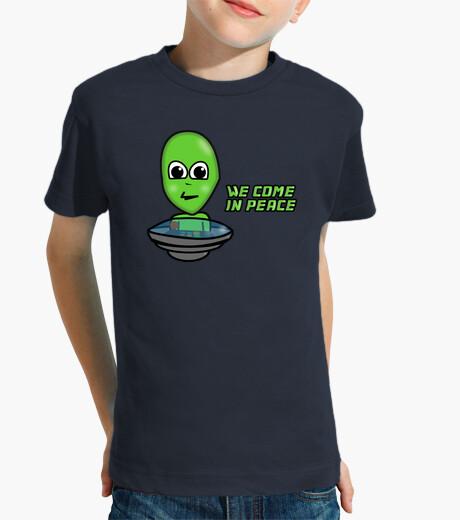 Ropa infantil Camiseta Marciano (niño)