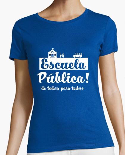Camiseta Marea Verde por la Educación