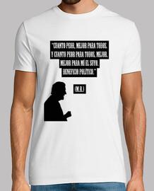 Camiseta Mariano Rajoy