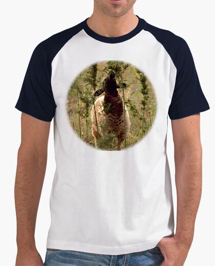 Camiseta Marihuana Beeeee (en pecho)