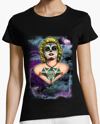 Camiseta Marilyn Monroe Catrina !!!