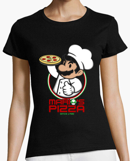 Camiseta Mario's Pizza