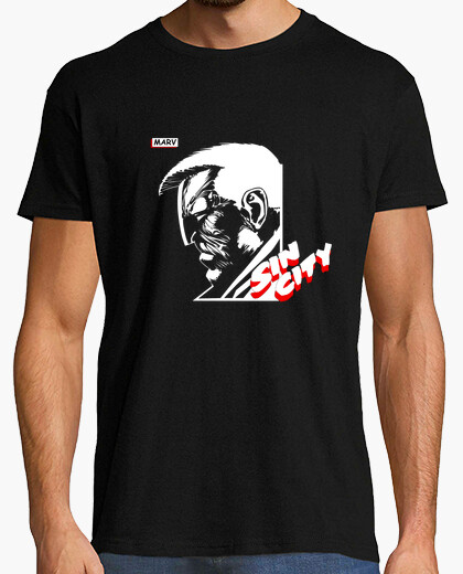 camiseta marv, sin city