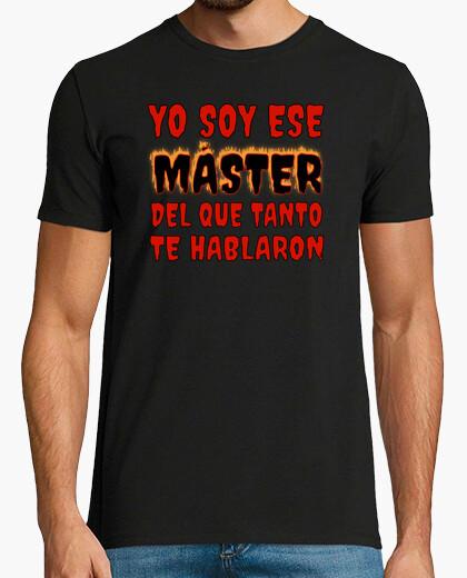 Camiseta MASTER Rol - Juego Tablero