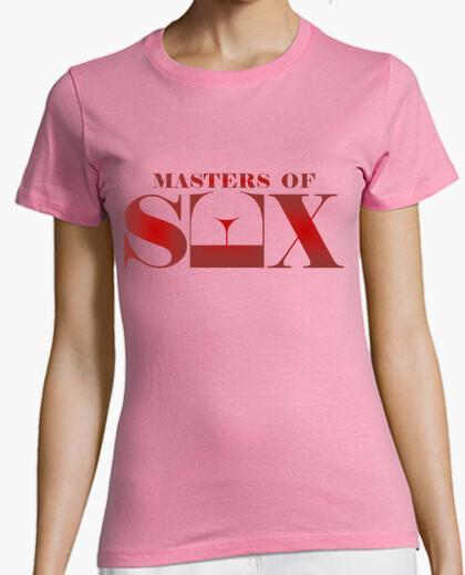 Camiseta Masters of SEX