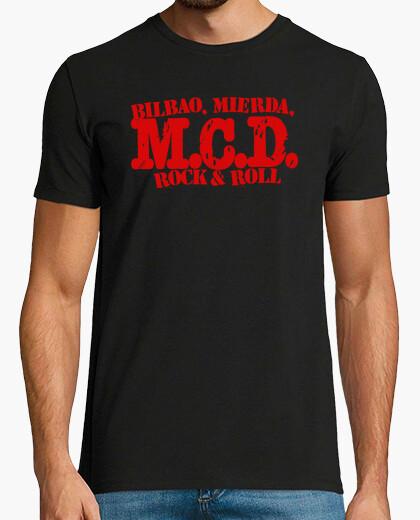 Camiseta M.C.D.