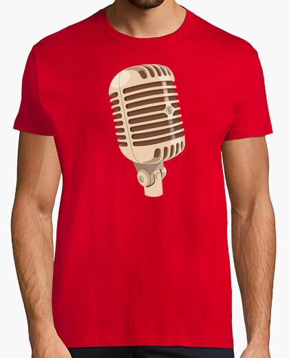 "Camiseta Mcrófono tipo ""Elvis"""