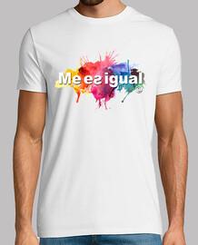 Camiseta Me es igual