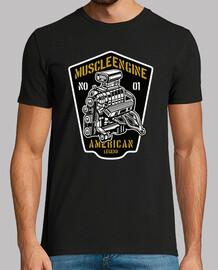 Camiseta Mecánicos Mecánico Motores