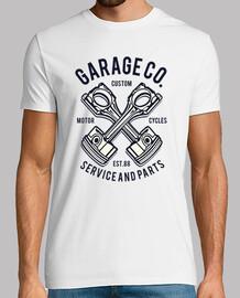 Camiseta Mecánicos Mecánico Taller