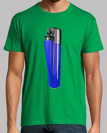 Camiseta mechero azul marino