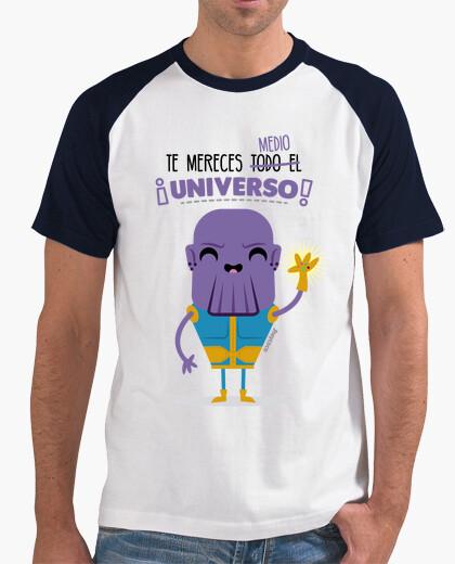 Camiseta Medio Universo