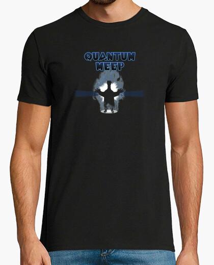 Camiseta meep cuántica