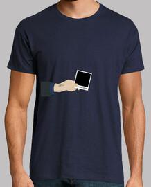 Camiseta Memento Minimalista