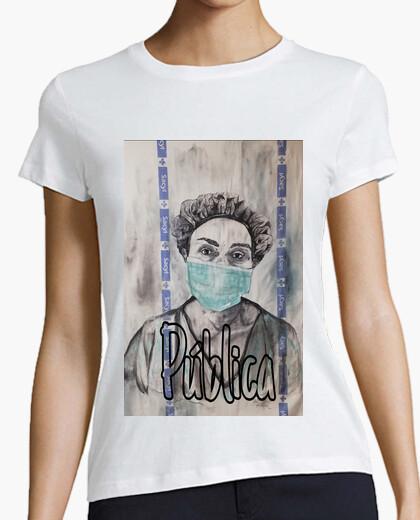 Camiseta MEMORIA SANIDAD PUBLICA