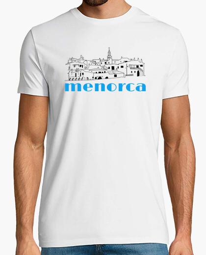 Camiseta Menorca Hombre,