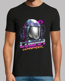camiseta mens comandante épica