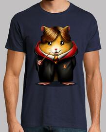 camiseta mens weasley rondent