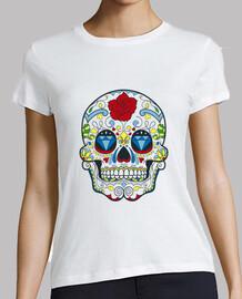 Camiseta Mexican Sugar Skull Mexico