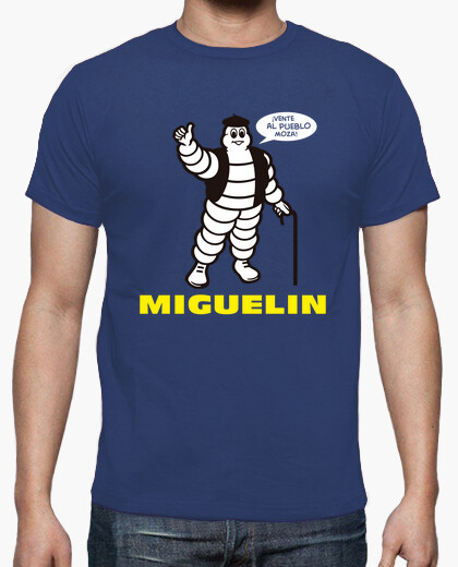 Camiseta Miguelin