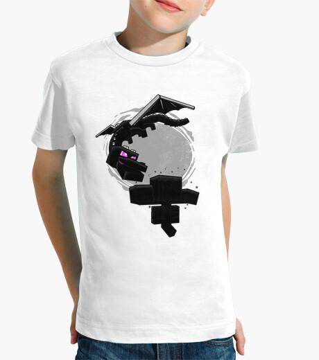 Ropa infantil Camiseta Minecraft niño
