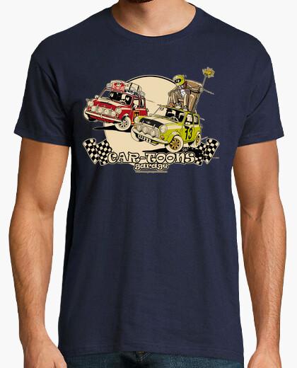 Camiseta MINI COOPER CARTOONS GARAGE