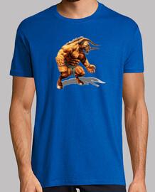 Camiseta Minotauro1