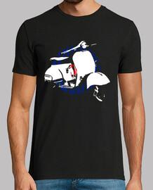 Camiseta mod