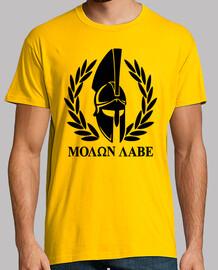 Camiseta Molon Labe mod.03