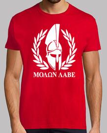 Camiseta Molon Labe mod.04