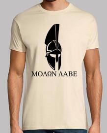 Camiseta Molon Labe mod.05