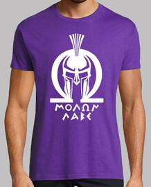Camiseta Molon Labe mod.10