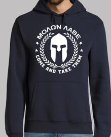 Camiseta Molon Labe mod.28