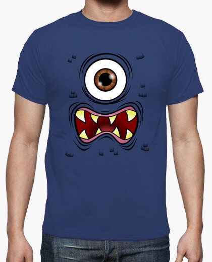 Camiseta Monstruojo !!!