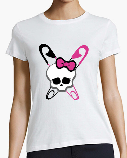 Camiseta moster_high