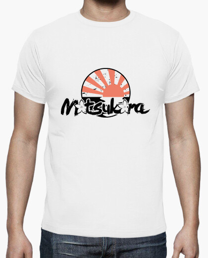 Camiseta MoTsuKora - SOL NACIENTE BLACK [CHICO]