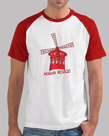 Camiseta Moulin Rouge