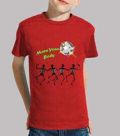 Camiseta Move Your Body