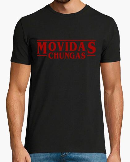 Camiseta MOVIDAS CHUNGAS