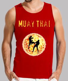 Camiseta Muay Thai