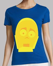 Camiseta Mujer - C3PO