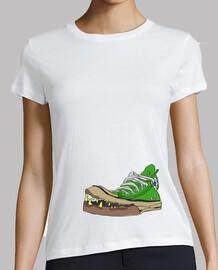 Camiseta Mujer - Croconverse