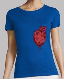 Camiseta Mujer - Heart