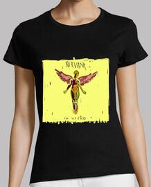 Camiseta Mujer - In Utero