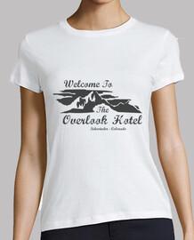 Camiseta Mujer - Overlook Hotel
