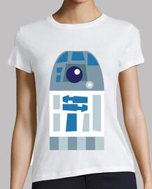 Camiseta Mujer - R2D2