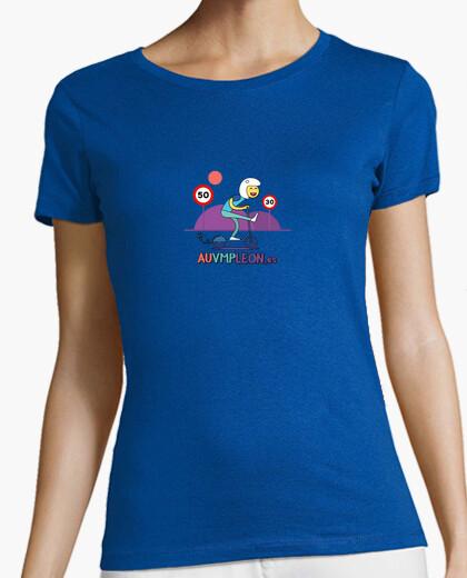 Camiseta Mujer 051-smile-1