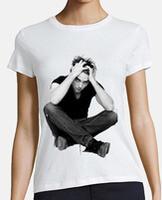 Camiseta mujer algodón orgánico