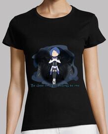 Camiseta Mujer Aqua Kingdom Hearts 0.2
